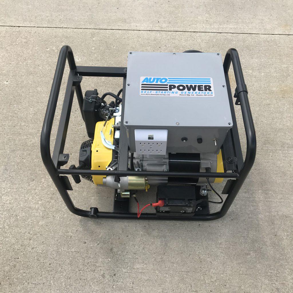 Model P3500 Standby Generator