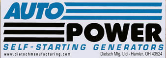 Auto Power Self-Starting Generator
